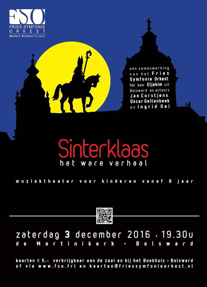 Sinterklaas t ware verhaal