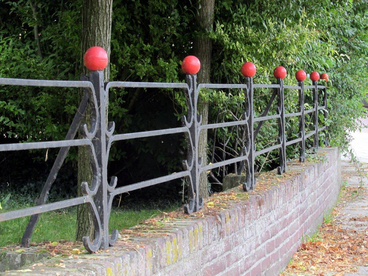 Foto hekwerk Gasthuiskerk